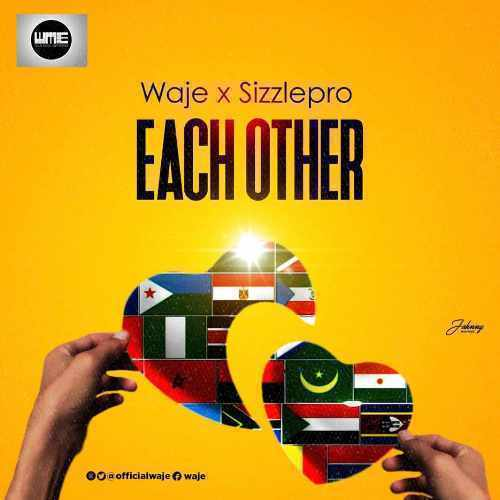 Waje - Each Other - Song Art