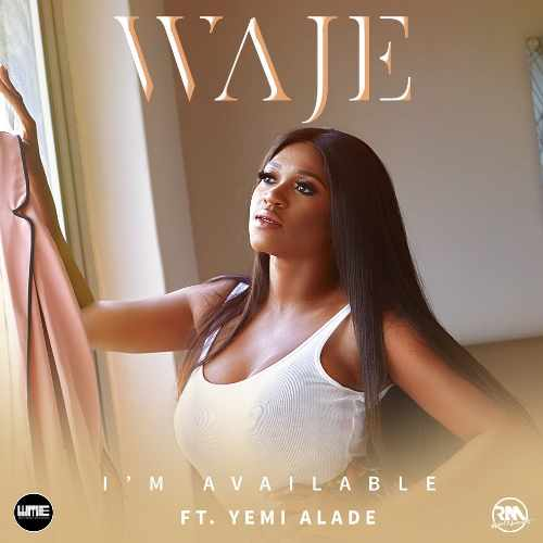 Waje - Im Available - Song Art