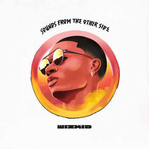 Wizkid - Come Closer - Song Art