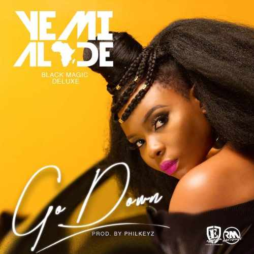 Yemi Alade - Go Down - Song Art