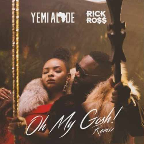 Rick Ross - Oh My Gosh Remix - Song Art