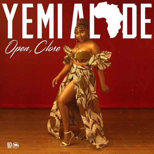 Yemi Alade - Open Close - Song Art
