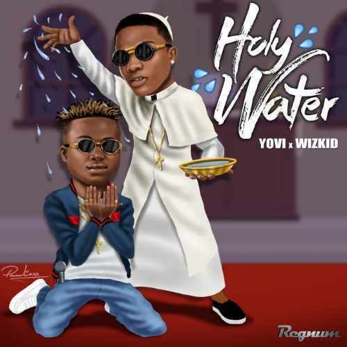 Yovi - Holy Water - Song Art